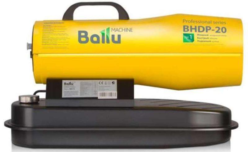 Ballu BHDP-20 фото