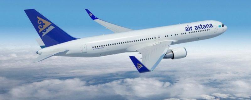 Air Astana фото