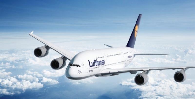 Lufthansa фото