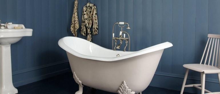 Выбираем чугунную ванну правильно