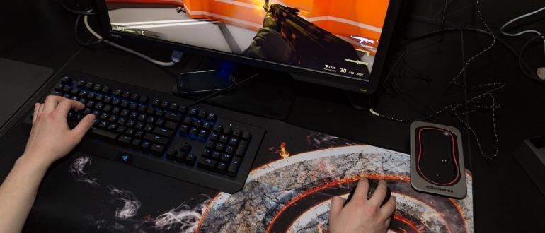Выбираем самую хорошую игровую клавиатуру