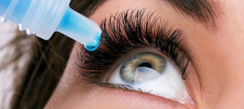 Как выбрать глазные капли