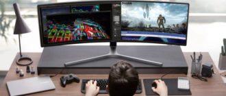 Выбираем компьютерный монитор для игр