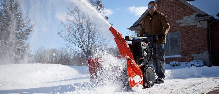 Выбираем лучший снегоуборщик