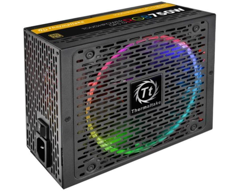 Thermaltake Toughpower DPS G RGB 650W фото
