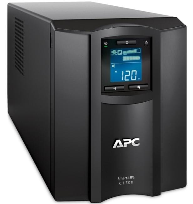 APC by Schneider Electric Smart-UPS 1500VA LCD 230V фото