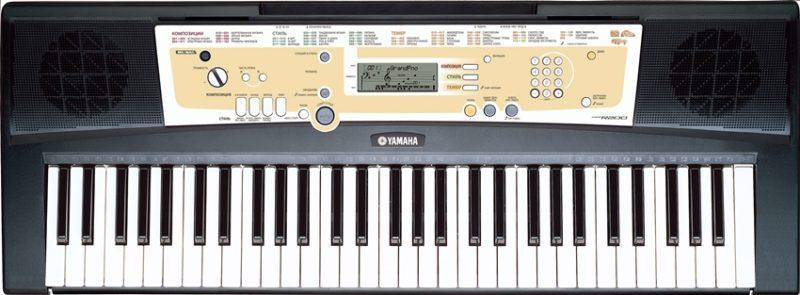 Yamaha PSR-R200 фото