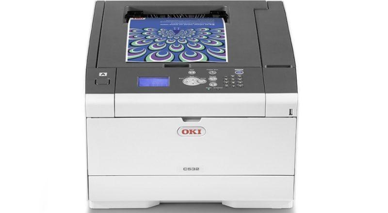 OKI C532dn фото