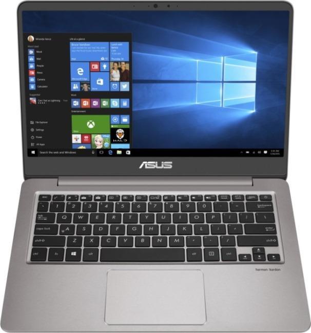 ASUS ZenBook BX410UA фото