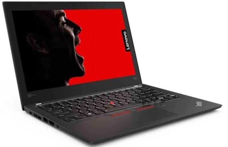 Lenovo ThinkPad X280 фото