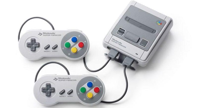 Nintendo Classic Mini: Super Nintendo Entertainment System фото