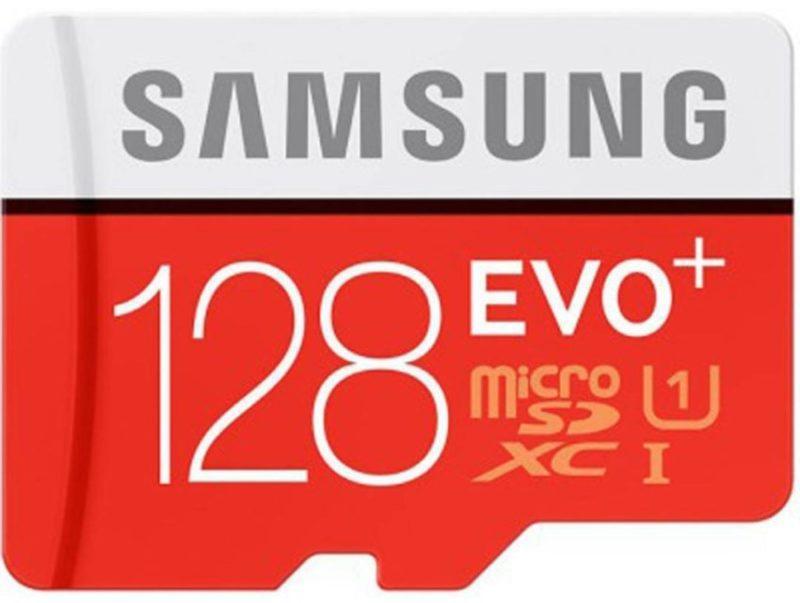 Samsung microSDXC EVO Plus 80MB/s фото