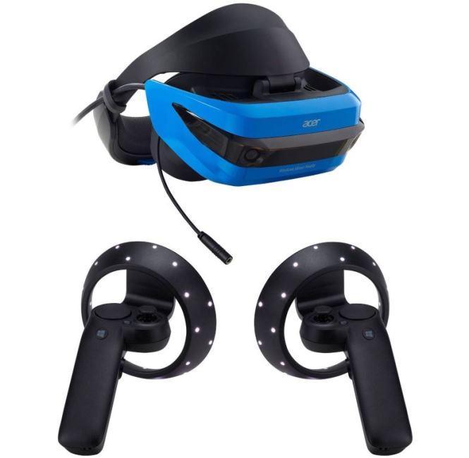 Acer Mixed Reality Headset фото