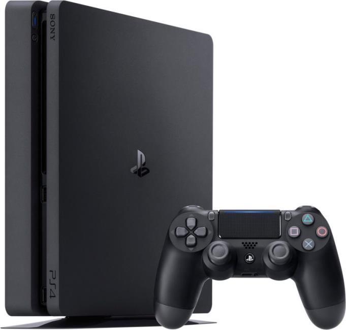 Sony PlayStation 4 Slim 1 Tb фото