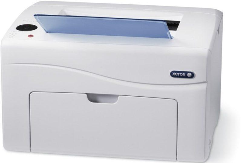 Xerox Phaser 6020 фото