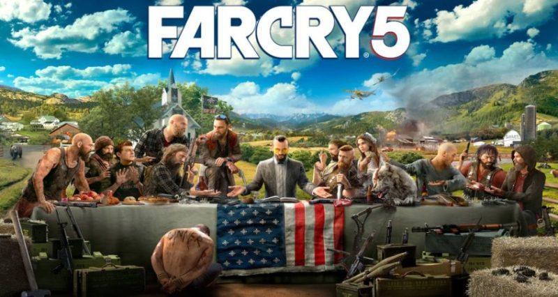 Far Cry 5 фото