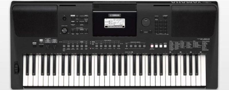 Yamaha PSR-E463 EW410 фото