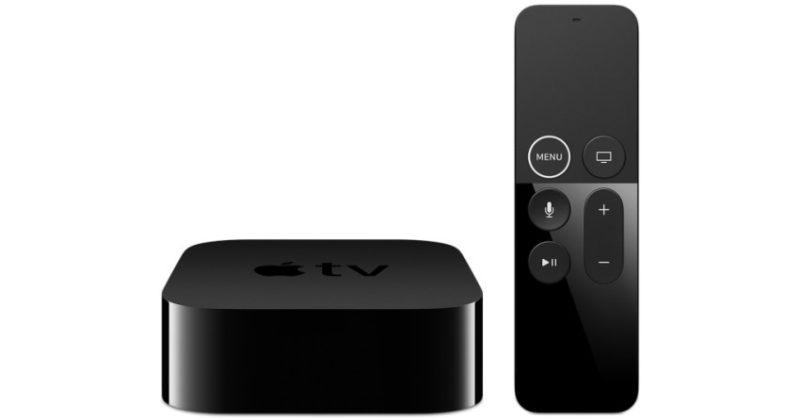Apple TV 4K 32GB фото