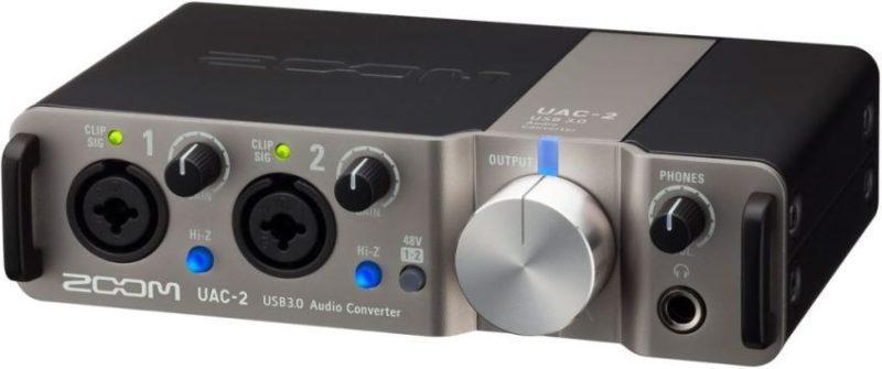 Zoom UAC-2 фото