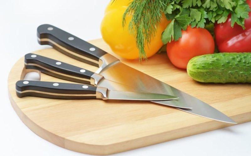 Выбираем кухонный нож правильно