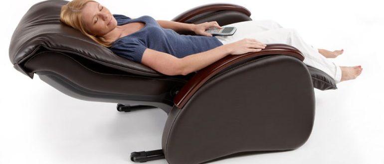 Выбираем массажное кресло