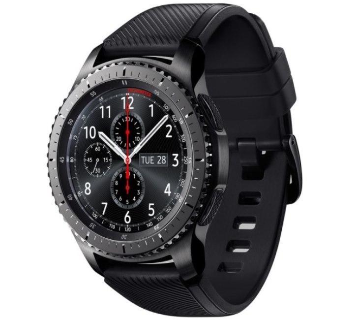 Часы Samsung Gear S3 Frontier фото