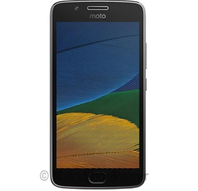 Motorola Moto G5 16Gb фото