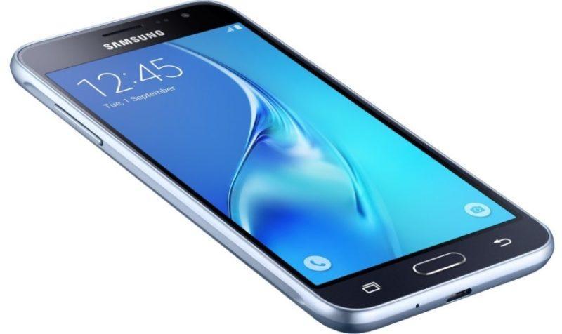 Samsung Galaxy J3 фото