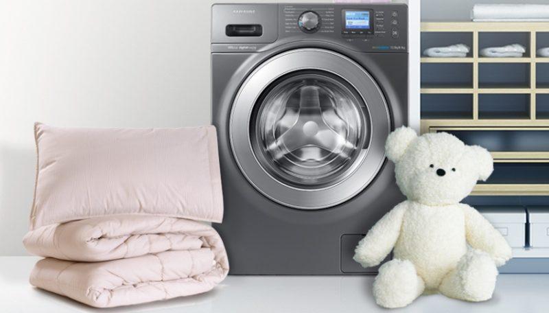 Как выбрать стиральную машину с сушкой?