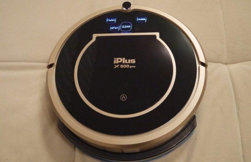 iPlus x600pro PetSeries фото включенного