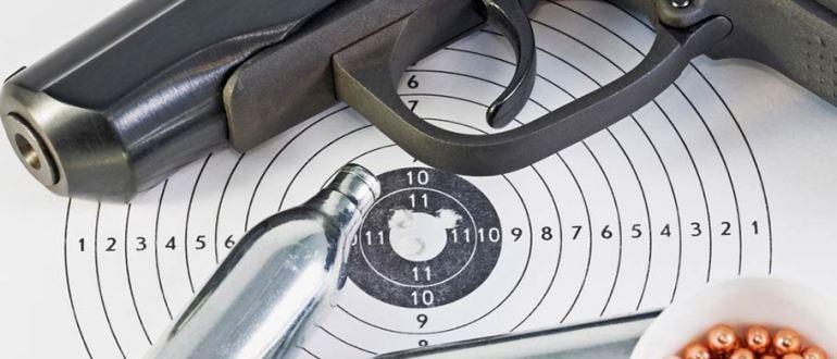 Как правильно выбрать пневматический пистолет