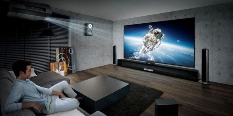 Выбираем проектор для дома
