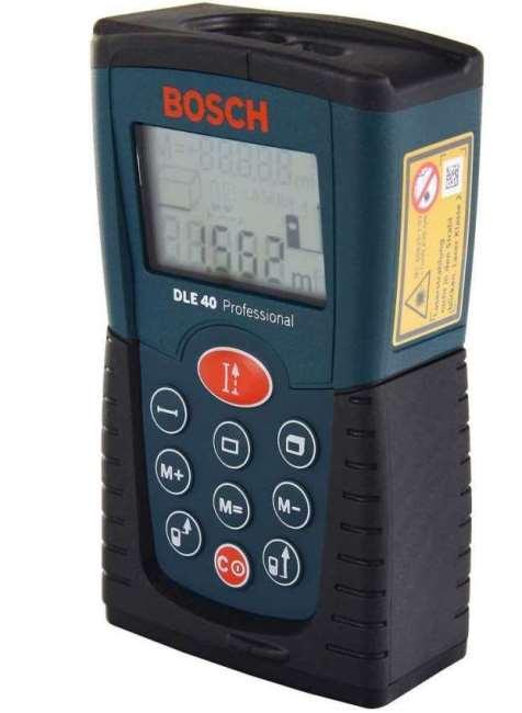Bosch DLE 40 фото