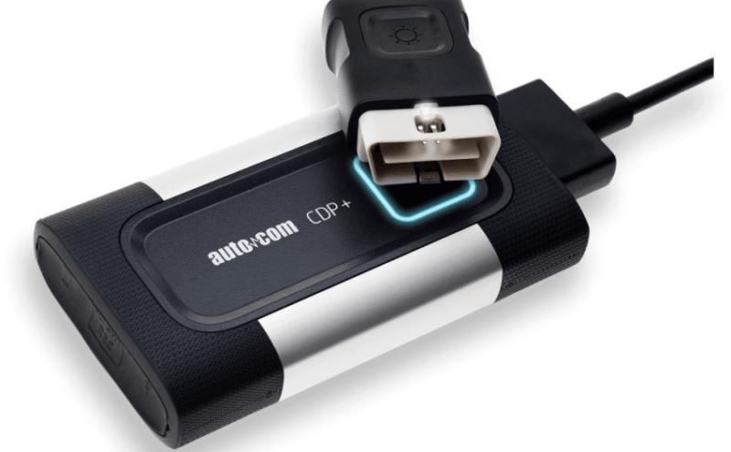Delphi TCS CDP+USB+Bluetooth фото