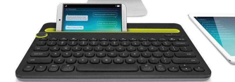 Logitech Multi-Device Keyboard K480 фото