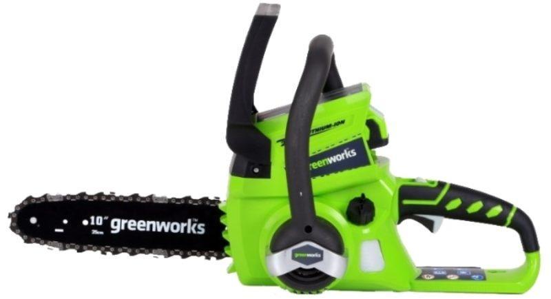 Greenworks G24CS25 0 фото