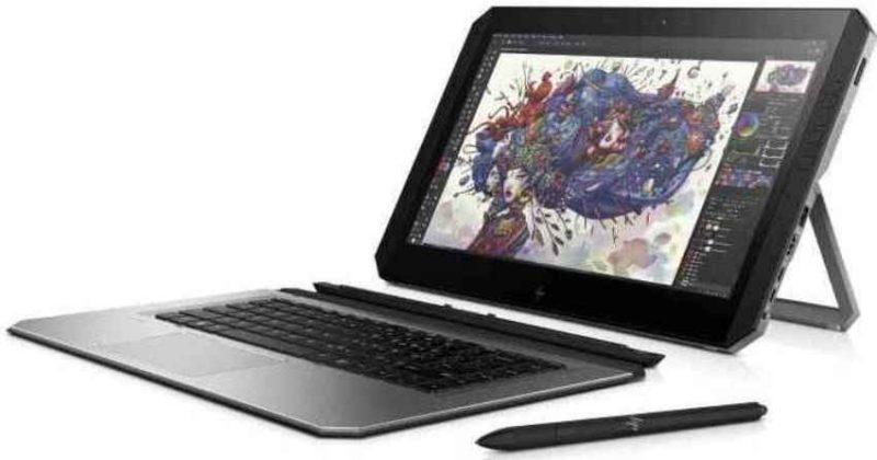 HP ZBook x2 G4 i7-8550U 8Gb 256Gb фото