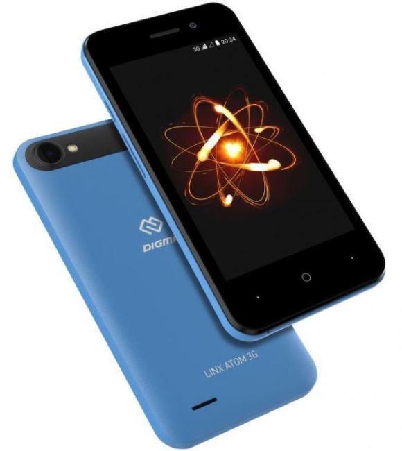 Digma LINX ATOM 3G фото