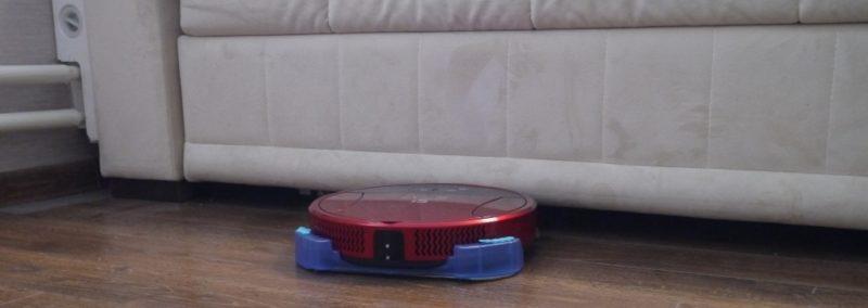 cleverPANDA i5 и диван
