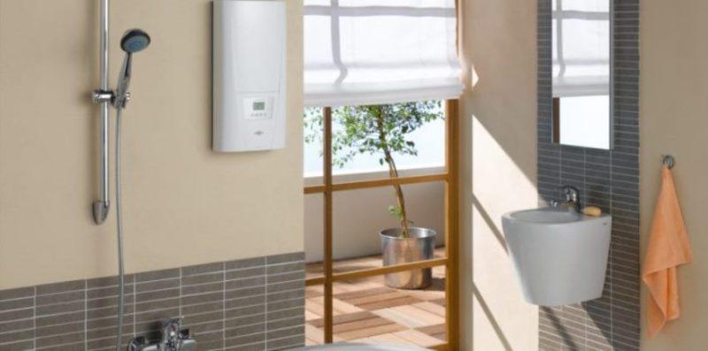 Выбираем самый хороший электрический проточный водонагреватель