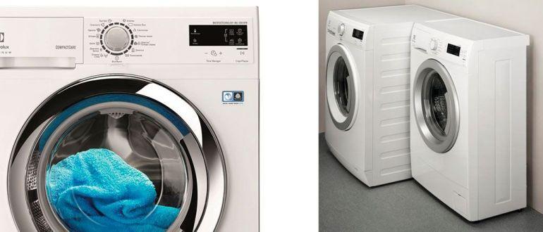 Выбираем лучшую узкую стиральную машину