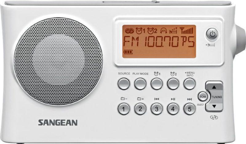 Sangean PR-D14 фото