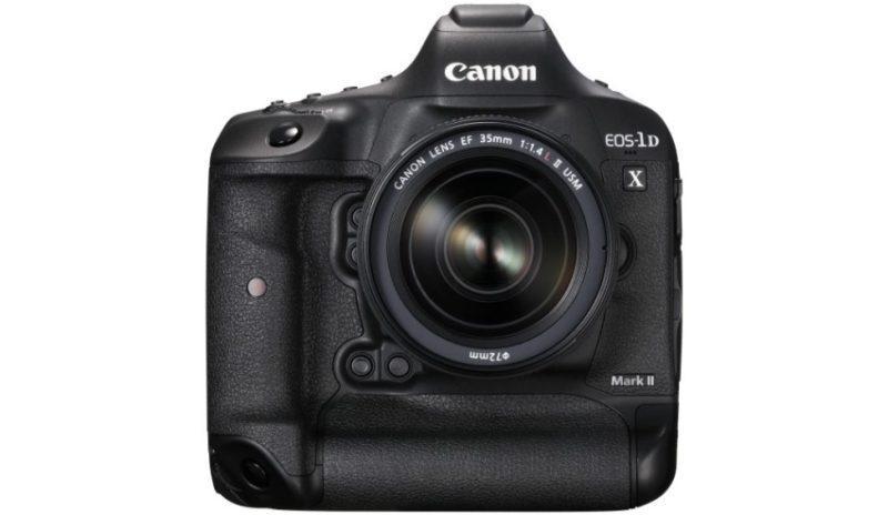 Canon EOS 1D X Mark II фото
