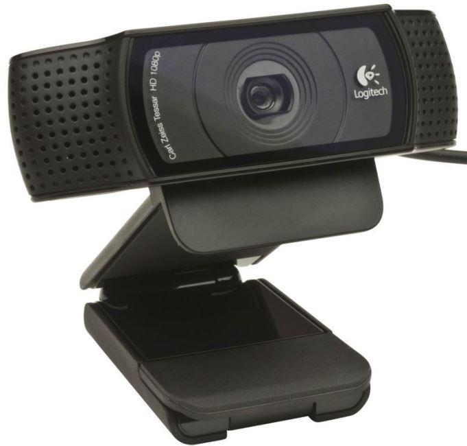 Logitech HD Pro Webcam C920 фото