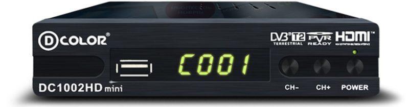 D-Color DC1002HD фото