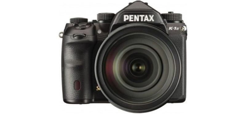 Pentax K-1 Mark II Kit фото