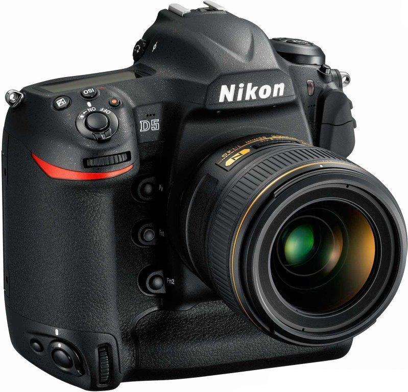 Nikon D5 фото