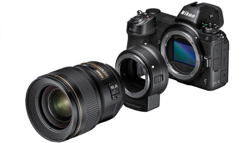 Nikon Z7 фото
