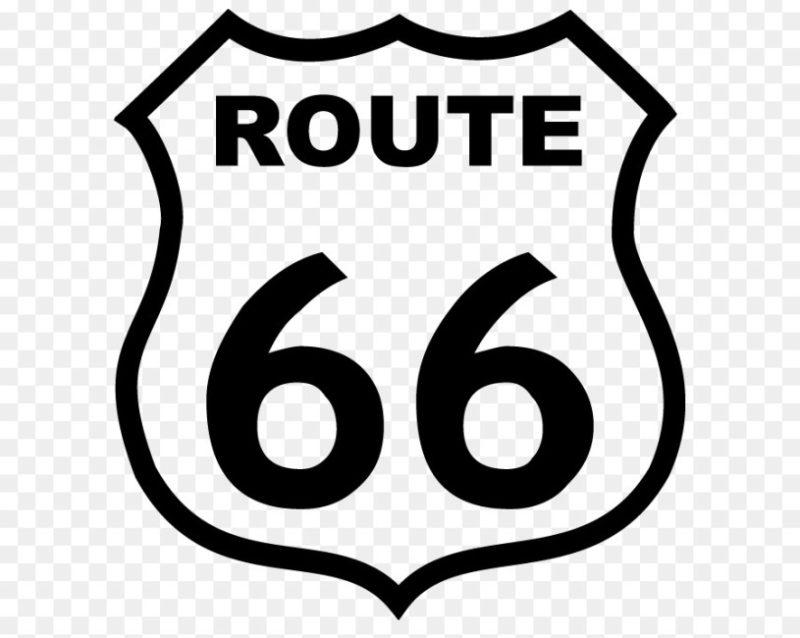 Route 66 фото