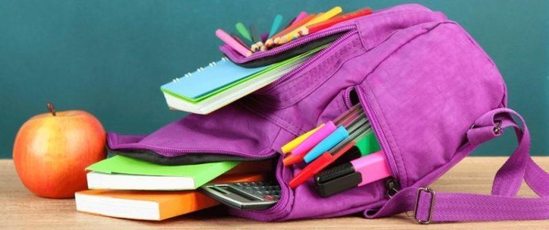 Выбираем школьный рюкзак правильно